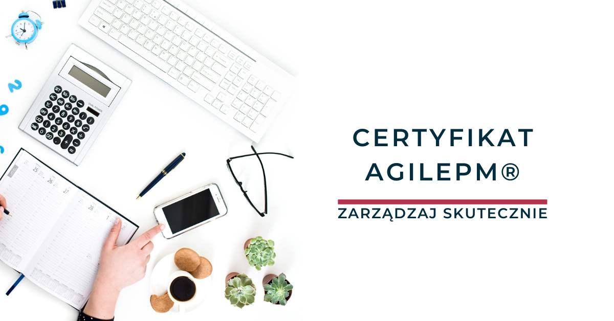 Certyfikat AgilePM®