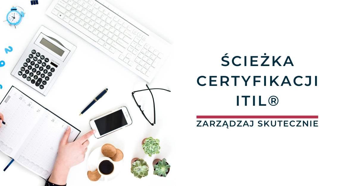 Ścieżka certyfikacji ITIL®